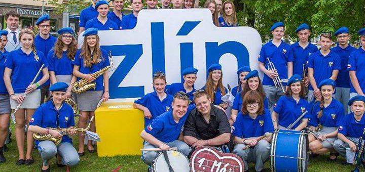 Das Jugendblasorchester SDOM Zlín nimmt mehr als …