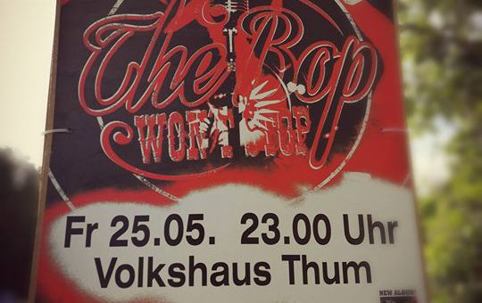 Zur Rock'n'Roll Party | Thumer Orchestertreff …