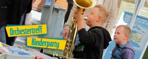 Orchestertreff Kinderparty